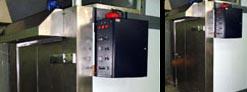 Horno estático industrial - MECANER